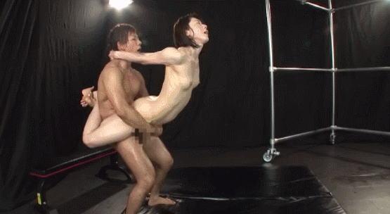 筋肉マッスルとかいうマッスル同士がするパワー系セックスwwwwwwwwwwwwwwwwwwww(GIFあり)