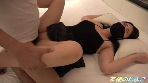 【巨乳JK】制服姿のGカップ美少女、オッサンの激しいピストン&大量中出しで妊娠確定・・・・(画像37枚)・30枚目